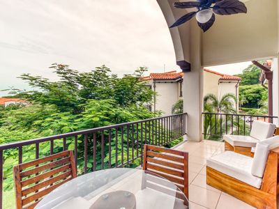 Photo for Luxurious, family-friendly condo with shared pool in Playas del Coco