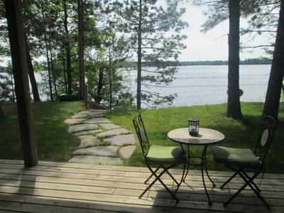 Lakeview from lower deck
