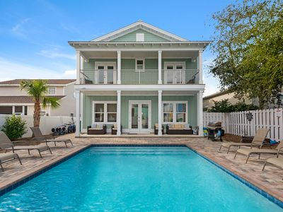 Photo for BRAND NEW Spacious 7 BD/ 7BA House w/Private Pool