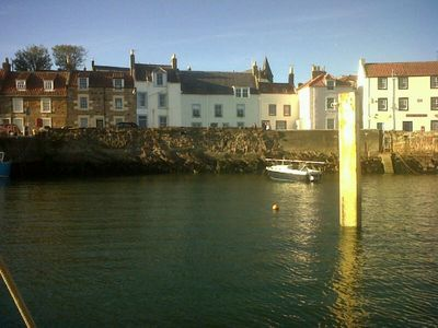 Photo for Luxury Harbour Front House in St Monans Special Midweek Low Season Rates!