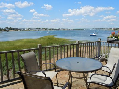 Photo for Picturesque Beach Cottage. Spectacular Basin Front Views! Steps From The Beach