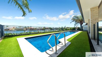 Photo for THE ULTIMATE WOW FACTOR CANAL HOME