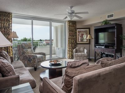 Photo for Gorgeous 3 Bedroom Condo with Amazing Waterway Views!