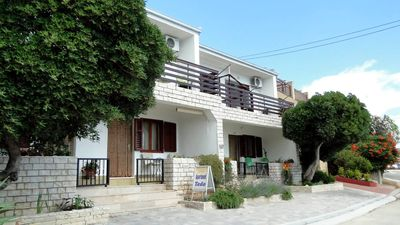 Photo for Clean, well furnished and equipped apartment with impressive sea views