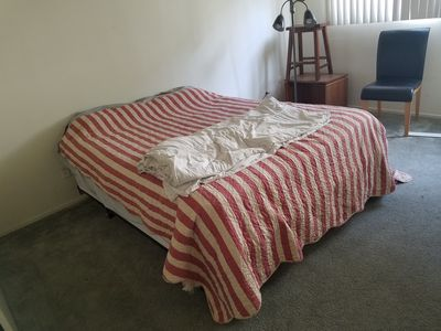 Photo for Economy Bedroom for Single Men Traveling in Southern California Very Convenient