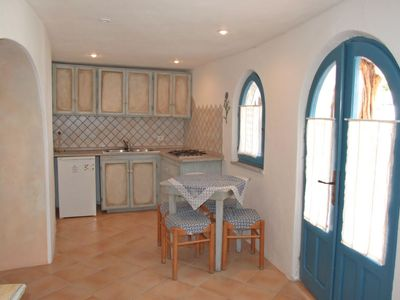 Photo for Apartment Palme in Isola Rossa - 3 persons, 1 bedrooms