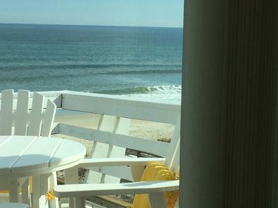 Photo for MILLION DOLLAR VIEW!!! from this-PRISTINE OCEANFRONT CONDO-TOP FLOOR-END-UNIT!!!
