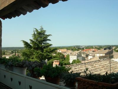 Photo for 1BR Apartment Vacation Rental in Uzès, Occitanie