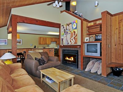 Photo for Aspens 3 BR Squaw Townhome with HOA Hot Tub From $250/nt