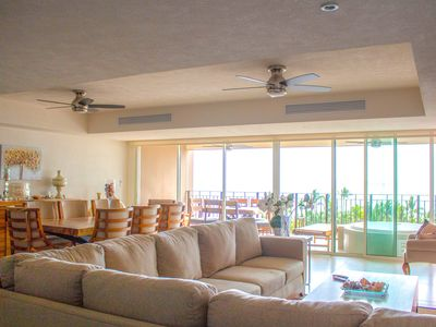 Photo for Luxury Family Friendly Condo in the heart of Vallarta