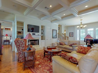 Photo for 15% OFF JUNE STAY! Gorgeous 6 BR Home on the Bay with a Private Dock! 177 BaM