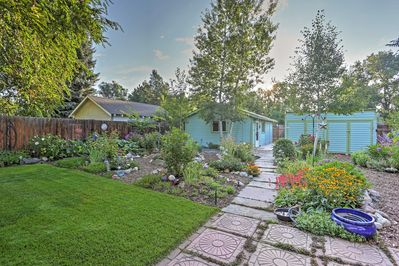 You'll love your time in Colorado at this Fort Collins vacation rental studio.