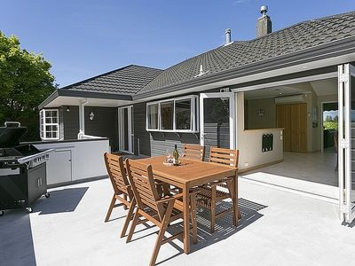 Photo for Sunset Views - Taupo Holiday Home