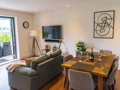 Photo for Luxury, modern flat in south west London