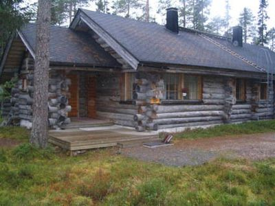 Photo for Vacation home Kortehongisto b1  in Kuusamo, Pohjois - Pohjanmaa Kainuu - 8 persons, 2 bedrooms