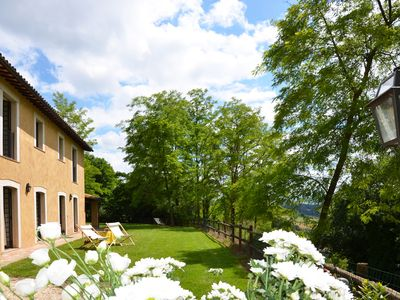 Photo for Country Cottage / Gite - Castiglione in TeverinaHouse with garden