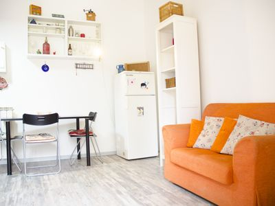 Photo for Nice apartment of 48 sqm C Pigneto metro station