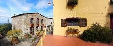 Photo for 2 bedroom Villa, sleeps 4 in Fattoria Montecchio with Pool and WiFi