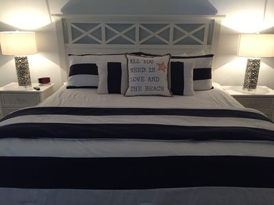 Fabulous King Bed Oceanfront Great Couples Getaway 5 Star Accomodations Myrtle Beach Home Interior And Landscaping Ologienasavecom