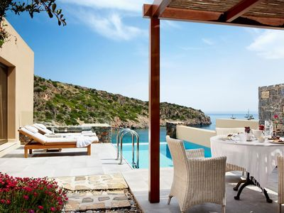 Photo for Daios One Bedroomed Villa at