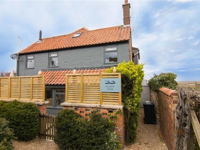 Photo for A wonderful renovated cottage in a secluded location in Brancaster Staithe