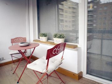 In Madrid with Internet, Air conditioning, Lift, Washing machine (403006)