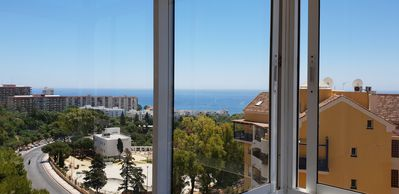 Photo for VIVE BENALMÁDENA Agate Apartment, sea views, 600m. to the beach