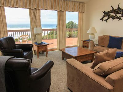 Photo for Wonderful Ocean Front Home-Perfect for a Family Retreat!