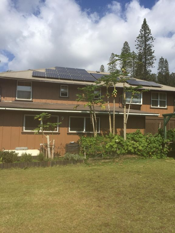 Lanai City Modern Plantation Style Home Hq Of The