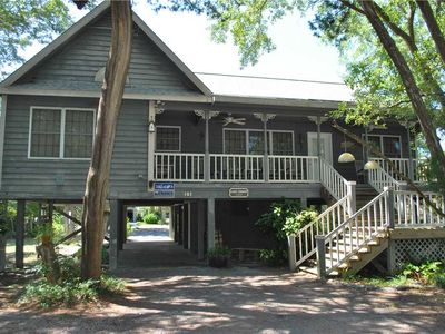Photo for Close Enough: 4 BR / 2 BA house in Pawleys Island, Sleeps 10