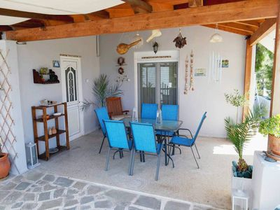 Photo for Apartment Vacation Rental in Alimos