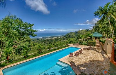 Photo for Villa Tres Colinas- Ocean Views, Pool, Close to Dominical Beach!!
