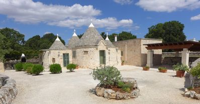 Photo for Beautifully Restored Trullo In Idyllic Location
