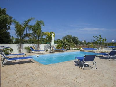 "Photo for ""Renting This 5 Star Villa near Fig Tree Bay"" Protaras Villa 21 - Five Bedroom Villa, Sleeps 10"
