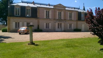 Photo for Maison de Maitre 1 hour from Paris and 20 minutes from Orléans