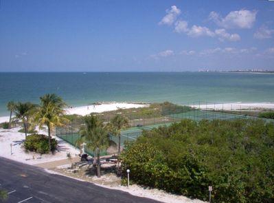 Views from Master Bedroom of Sanibel & Fort Myers Beach