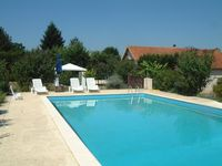 confortable & fonctionnelle.Jardin/piscine top