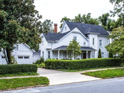 Photo for Fully Renovated 130 year-old Historic Home in Center of Tryon