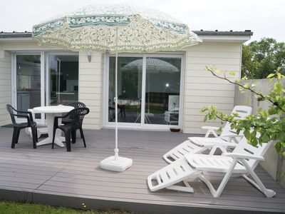 Photo for The cottage roof advertising campaign