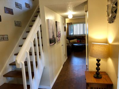 Photo for 2 story Townhome located close to Bush Gardens