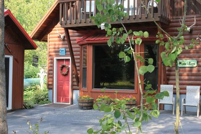 Want to stay away from the hustle/bustle of West Yellowstone?  This is the place