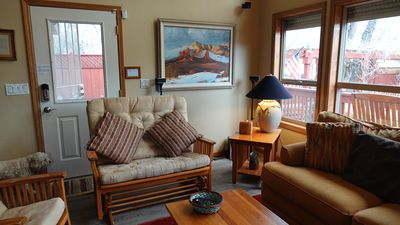 Another view of our comfortable Family Room.