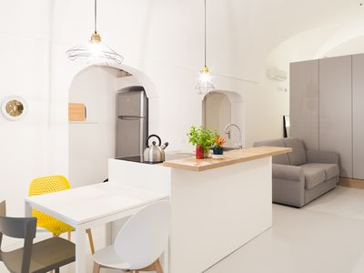Photo for Cozy, Comfy, Beautifully restored LOFT in MONOPOLI, Puglia, Sleeps 2-4