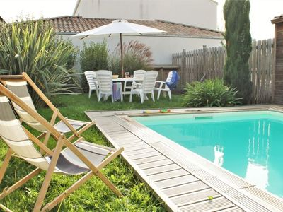 Photo for Vacation home Villa Cardamine in Talmont Saint Hilaire - 6 persons, 3 bedrooms