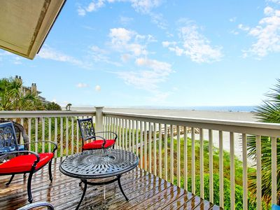 Photo for Oceanfront Views, Community Pool, Great Resort Location!