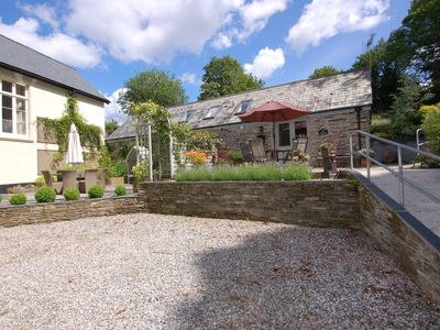 Photo for FOXGLOVES, country holiday cottage in Plymouth, Ref 967307