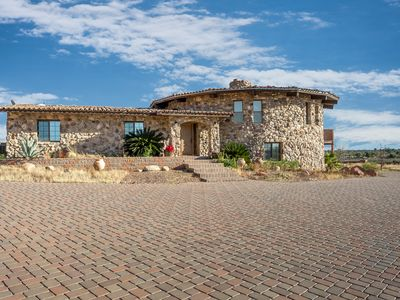 Photo for River Casita is Large 4000 Sq Ft House River Walk Acess w/City views on 5 acres