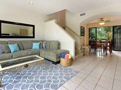 Photo for Napili Gardens Getaway - Napili Beach is steps away from this spacious town home w/ AC