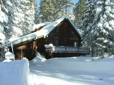 Photo for Comfy Cabin Close to Ski Resorts and Donner Lake *** Affordable Rates ***