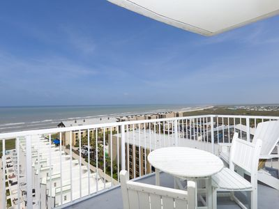 Photo for Luxurious Beachfront Condo with Amenities Galore! Welcome to Sapphire #1009!